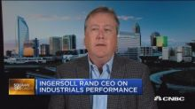 Ingersoll Rand CEO on how his company is avoiding the tar...