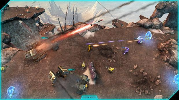 Halo: Spartan Assault to be available first on Verizon's Windows Phone 8 devices