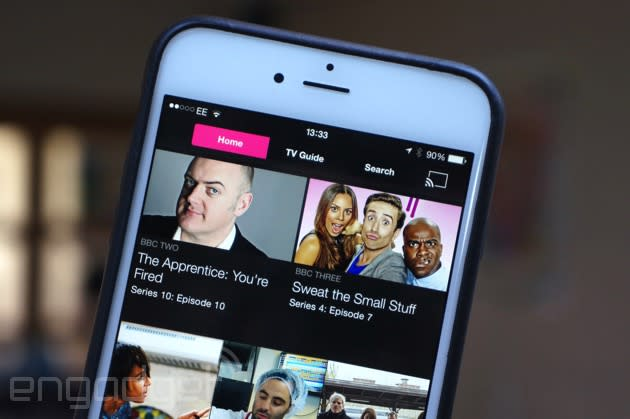 BBC iPlayer for iOS now gives you 30 days to watch downloaded shows