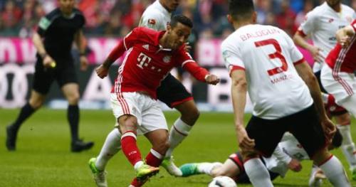 Foot - ALL - 30e j. - Le Bayern Munich accroché par Mayence, le Hertha Berlin enfonce Wolfsburg