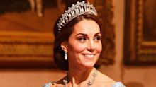 Queen Elizabeth Just Bestowed a Rare Honor on Kate Middleton