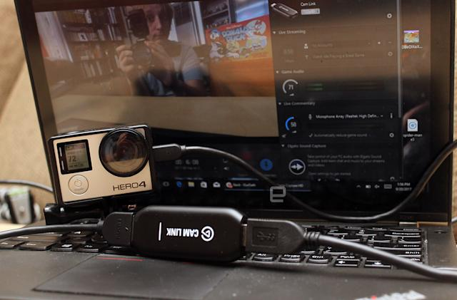 Elgato's Cam Link turns your DSLR into a souped-up webcam