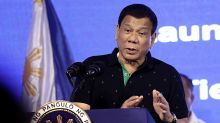 Duterte says PNP might handle the 'war on drugs' again