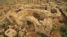 Archaeologists Find Ancient Treasure in Beautifully Preserved Roman Ruins in Libya