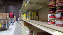New food bank run by veterans, for veterans opens in Calgary