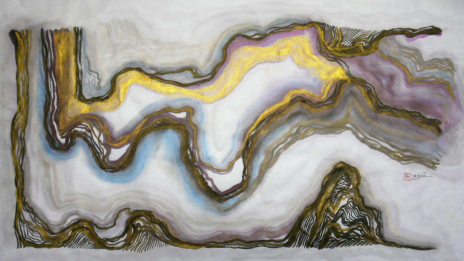 AI makes 'Mindscapes' using traditional Chinese painting techniques