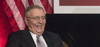 'Well my time has come': Mondale's farewell message