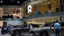 Nio shares surge after it secures $1 billion investment