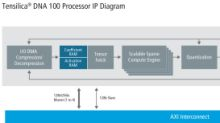Cadence Launches New Tensilica DNA 100 Processor IP Delivering Industry-Leading Performance and Power Efficiency for On-Device AI Applications
