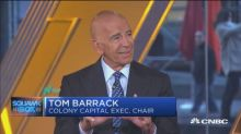 Tom Barrack returns to Colony Capital as CEO