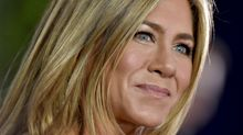 Jennifer Aniston urges fans not to vote for Kanye West in election: 'It's not funny'