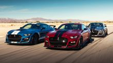 2020 Ford Mustang Shelby GT500 starts at $73,995 and goes up from there