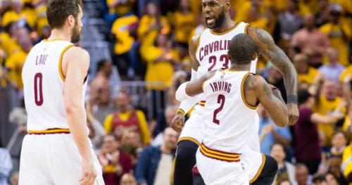 Basket - NBA - Les Cleveland Cavaliers débutent leur demi-finale de Conférence Est par une victoire face aux Toronto Raptors