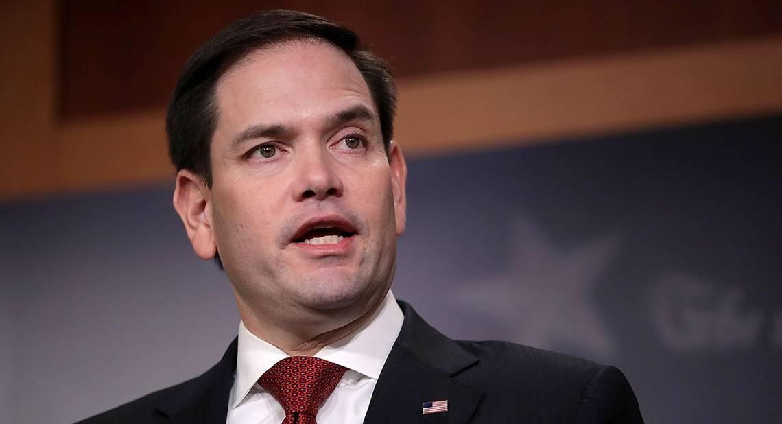 With Marco Rubio's seat up for grabs, Miami-Dade gets front-row seat to feisty Senate race    Editorial
