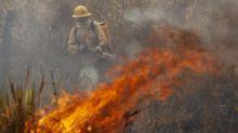 """Brésil : les incendies """"empoisonnent l'air"""" en Amazonie, selon une étude"""