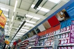 Wal-Mart to use infrared to track shoppers / promotions