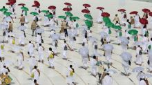 Muslims begin downsized, socially distanced hajj amid pandemic