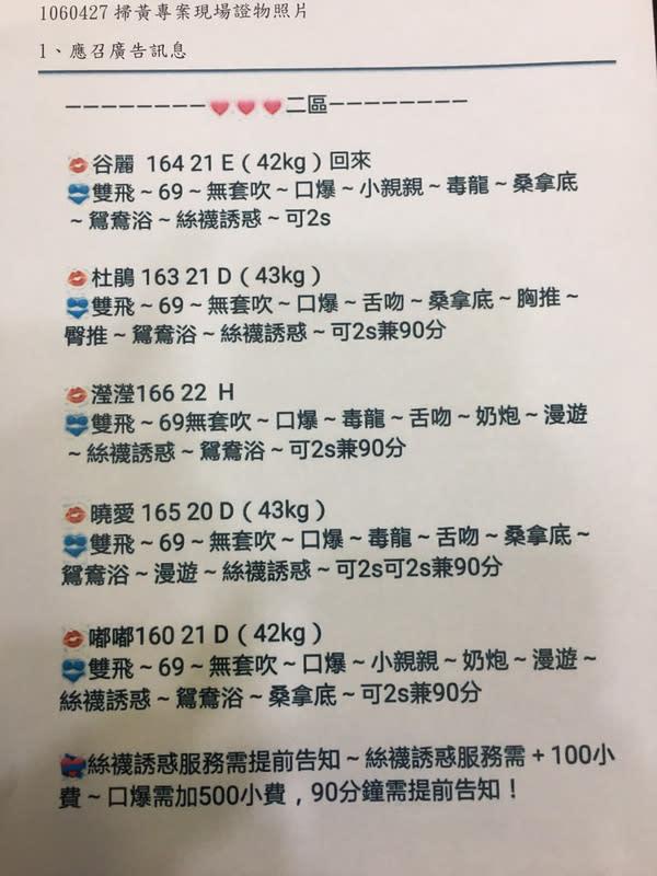 捷克性交_萬華區應召站利用捷克論壇攬生意(圖)-Yahoo奇摩新聞