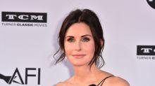 """""""Friends""""-Star Courteney Cox: Was zieht die denn für eine Schnute?"""