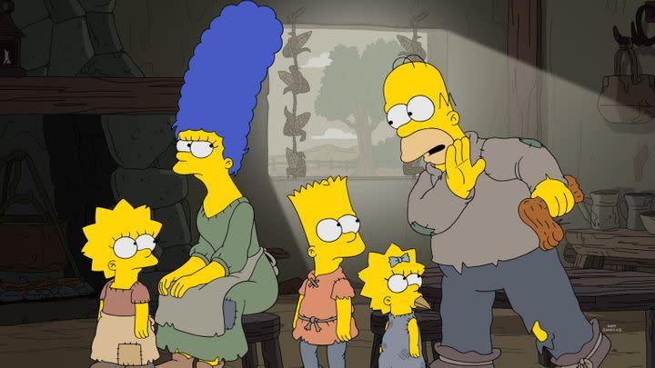 Simpsons Coronavirus Folge