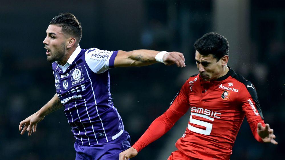 Toulouse-Rennes (0-0), un match nul sans relief au Stadium