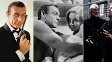 Sean Connery: James Bond screen legend's Hollywood career in pictures