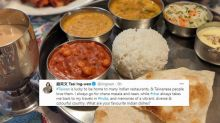 Chana Masala and Chai: Taiwan President Can't Stop Raving About Desi Food on Twitter