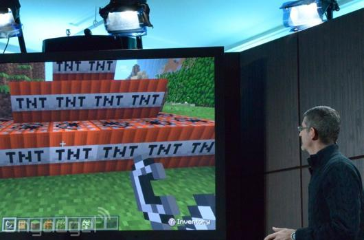 Amazon Fire TV games include Minecraft, Asphalt 8, Sev Zero [Update: It's 'not a game console']