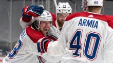 The Buzzer: Armia, Toffoli keep high-octane offense going for Habs