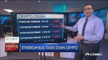 What does the ethereum bug mean for your crypto?