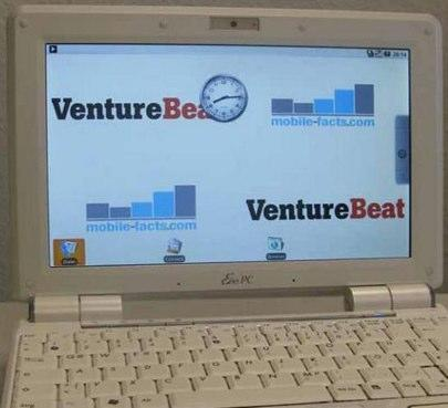 ASUS looking into Android for Eee Phone and Eee PC