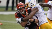 Joe Burrow, Bengals come up short in loss to Chargers after late A.J. Green penalty, FG miss