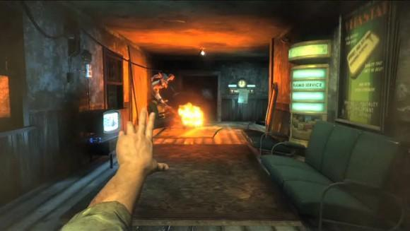 BioShock 2's plasmid-packed multiplayer trailer makes a splash