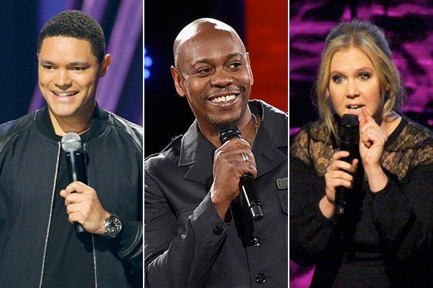 21 netflix stand up comedy specials of 2017 ranked from amy schumer to dave chappelle photos. Black Bedroom Furniture Sets. Home Design Ideas
