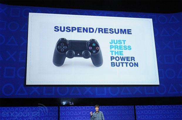 PlayStation 4's UI and inner workings detailed: No more booting, games download as you play them