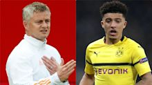Manchester United boss Ole Gunnar Solskjaer tight-lipped on Jadon Sancho talks