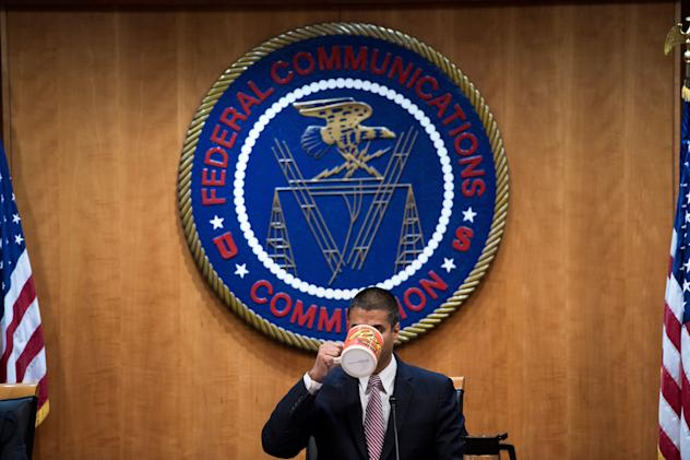 Senators push FCC to take action on Trump's social media order