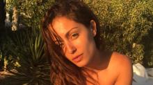 ¿Cómo es Hiba Abouk sin maquillaje? Esta es la foto