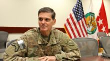 Top US commander for Mideast in secret Syria trip: alliance
