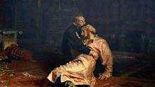 Famous Ivan the Terrible painting 'badly damaged' after vandal attacks in Moscow gallery