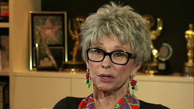 Rita Moreno reflects on her remarkable career