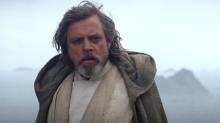 Star Wars: The Last Jedi - First footage leak sinks fan theory