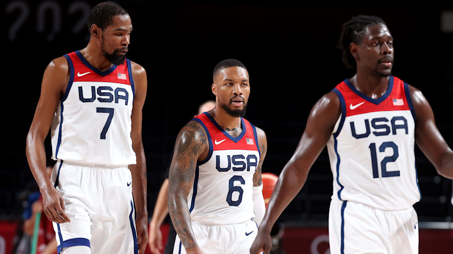 This Team USA may be pretty great, after all