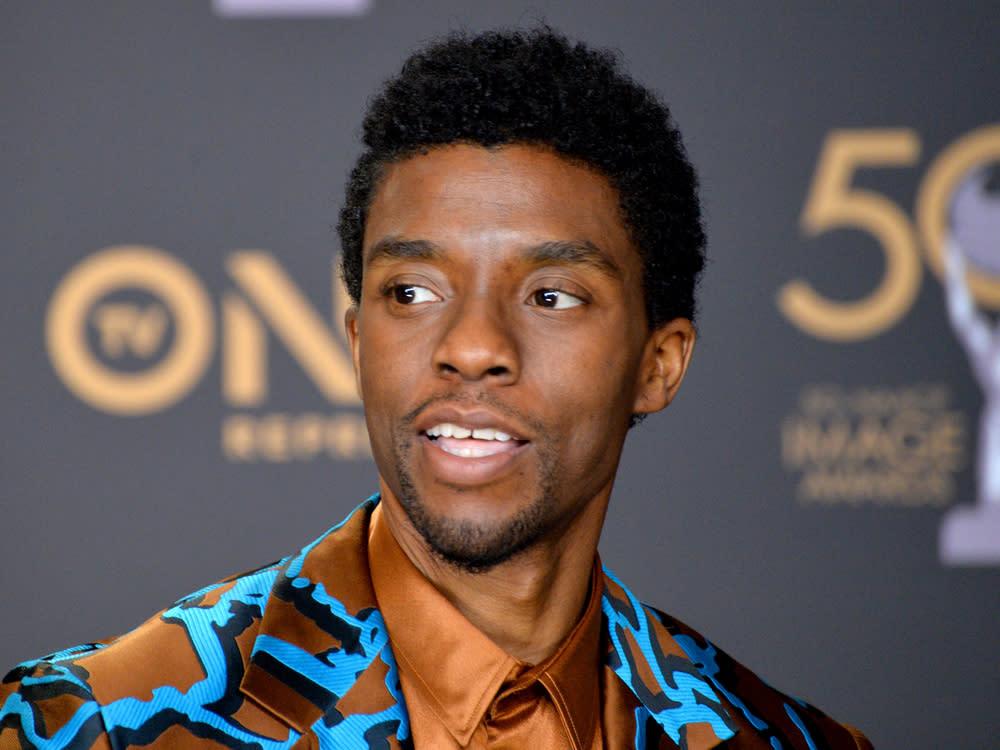 SAG Awards: Verstorbener Chadwick Boseman schreibt Geschichte