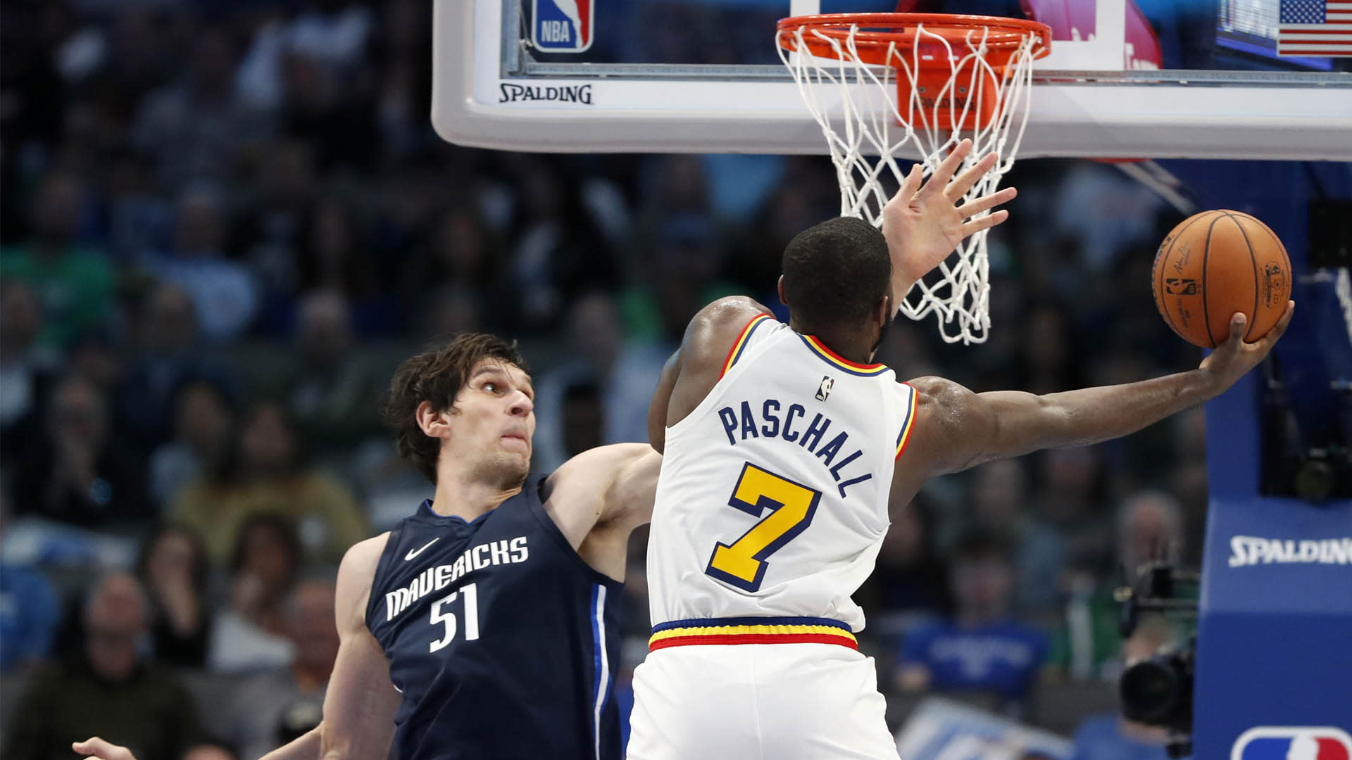 Warriors' Eric Paschall added one item to diet to deal with NBA grind