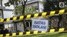 Wagub DKI: Tingkat Keterisian Rumah Sakit Rujukan Menurun, Tempat Isolasi 62 persen dan ICU 80 persen