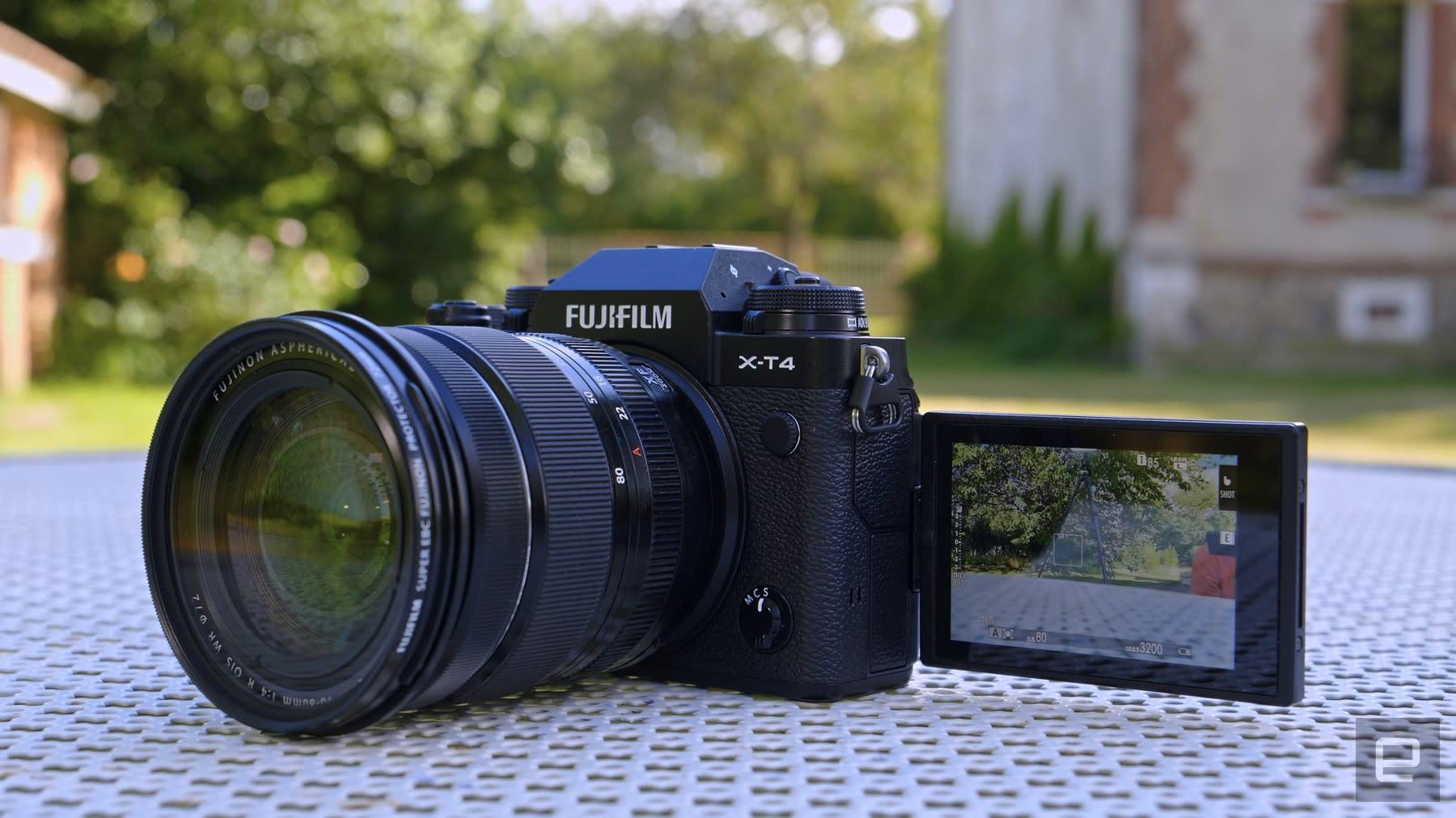 Fujifilm has released its macOS webcam tool   Engadget