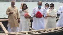 Sushant Singh Rajput's Ashes Immersed In Ganga; Family Bids Emotional Farewell To The Late Actor