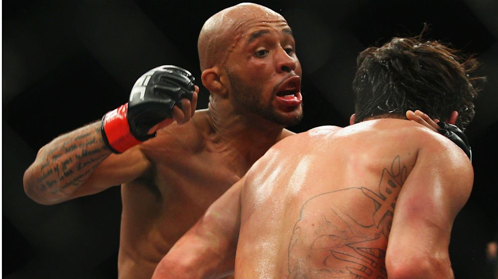 UFC 216: If Demetrious Johnson doesn't care about title defense record, we shouldn't, either