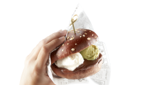 Move over cronut! Here's the inside scoop on the 'gelato burger'